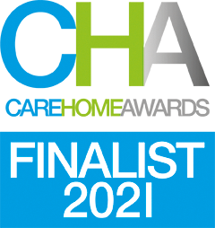 Care Homes Awards Finalist
