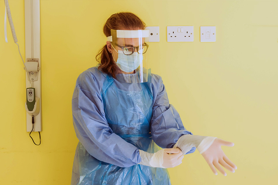 Wessex Care's Infection Control Procedures
