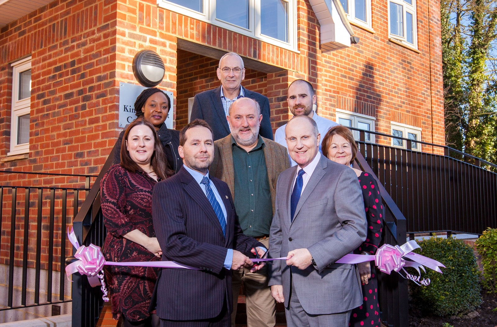 Opening of new Kimberly East care home in Salisbury