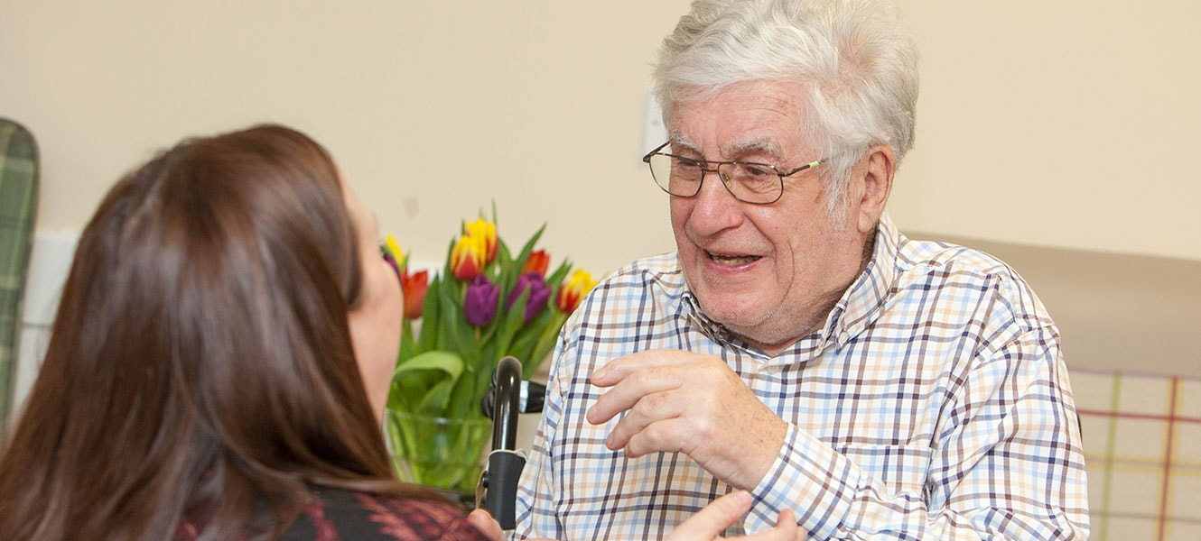 Younger people would consider changing to a career in adult social care
